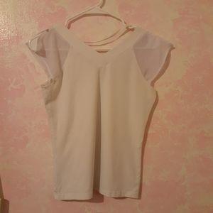 Esprit White Shirt